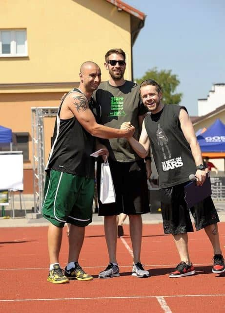 Stare Babice Streetball Challenge 2015 (2)